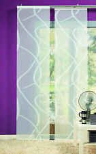 Vegas 070, 60*245 cm, Flächenvorhang Schiebevorhang Schiebegardine, Gardine