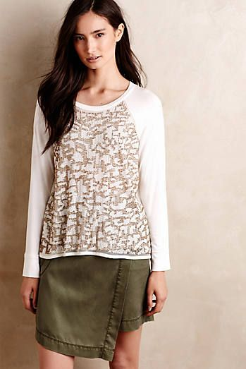 Sunsplash Pullover  #anthrofave
