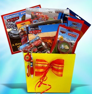 Pre made easter basket for boys disney pixar cars gift set at pre made easter basket for boys disney pixar cars gift set at amazon negle