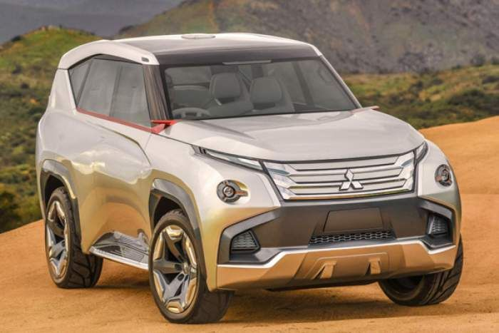 2018 Mitsubishi Montero GGPHEV Price Specs  cars  Pinterest