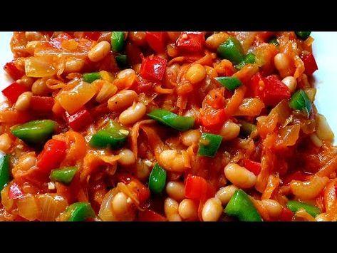Chakalaka recipe/Chakalaka/How to make chakalaka salad/Salads for braai/ Chakalaka South Africa