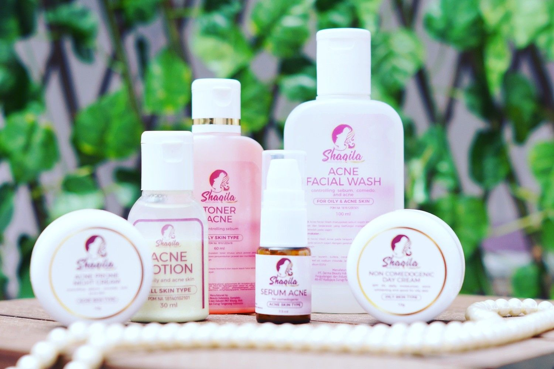 Shaqila Acne Skin Care