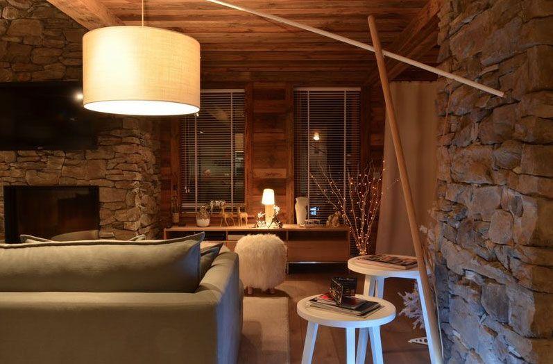 Deco intérieur chalet moderne | Cosy