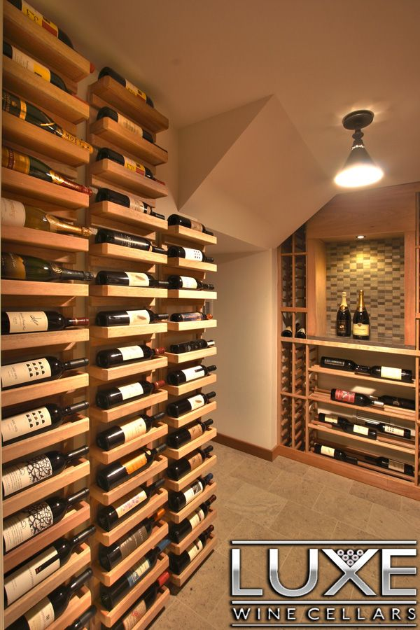 Custom Cellar By Luxe Custom Wine Cellars & Custom Cellar By Luxe Custom Wine Cellars | Wine Storage | Pinterest ...