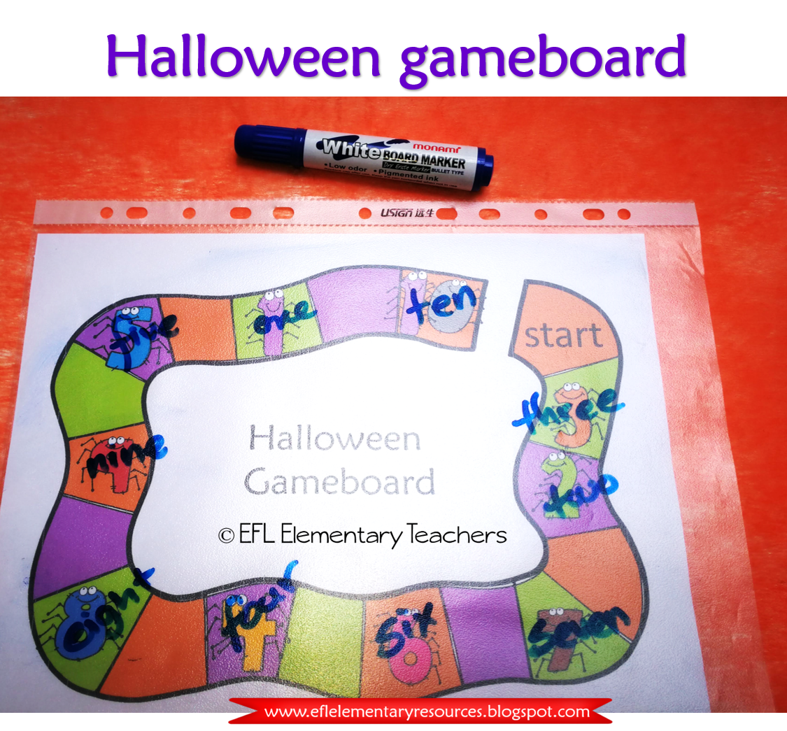 Number Of Days To Halloween 2020 Day 6 of the 31 days of Halloween 2020 New Resources for ESL or