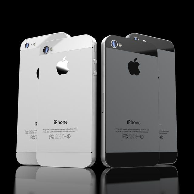 Fancy - iPhone 5 Backplate for iPhone 4