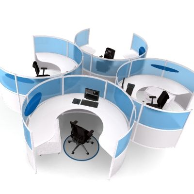 Modular Office Furniture   Workstations, Cubicles, Systems, Modern .