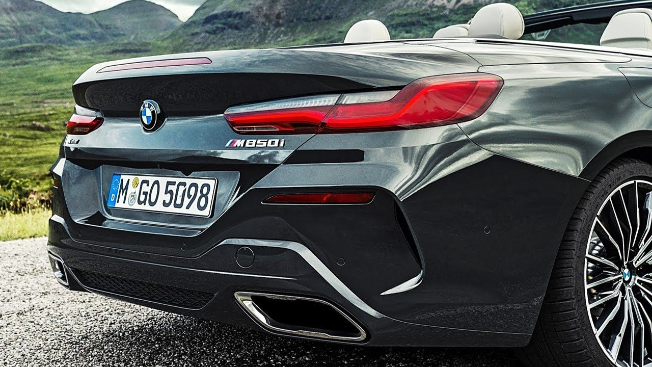 2019 Bmw 8 Series Convertible It Is Not A Car It Is A Masterpiece