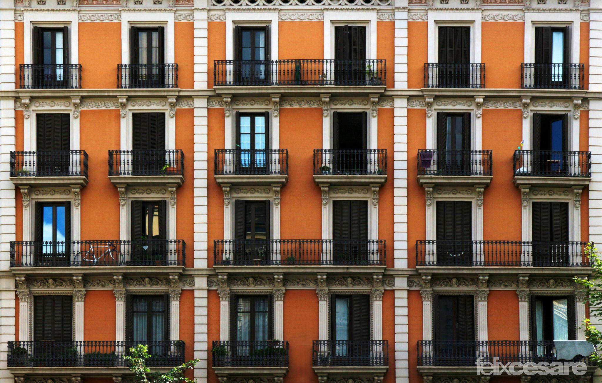 Barcelona Apartments Architectural, Spain | Barcelona ...