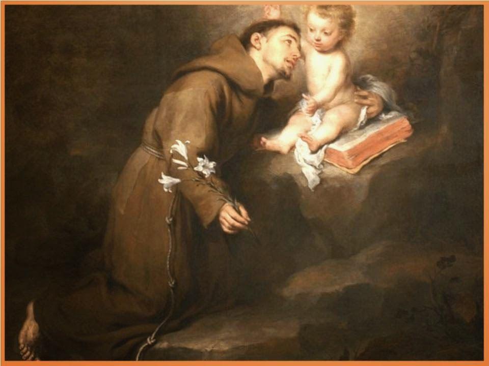 Oracion A San Antonio Para Peticiones Dificiles Desesperadas Y Urgentes Oracion A San Antonio Antonio De Padua San Antonio De Padua