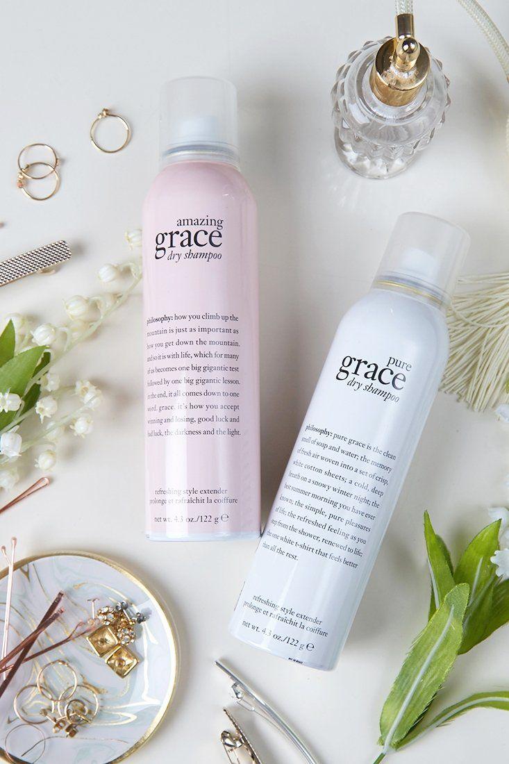Our Dry Shampoos Tackle Oily Strands With Grace Beauty Bag Dry Shampoo Beauty Photos