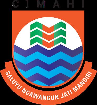 Lambang Kota Cimahi Jawa Barat Kota