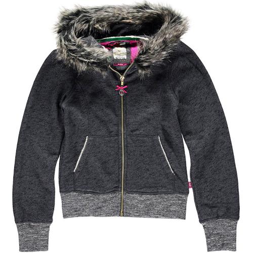 Bomba hooded vest
