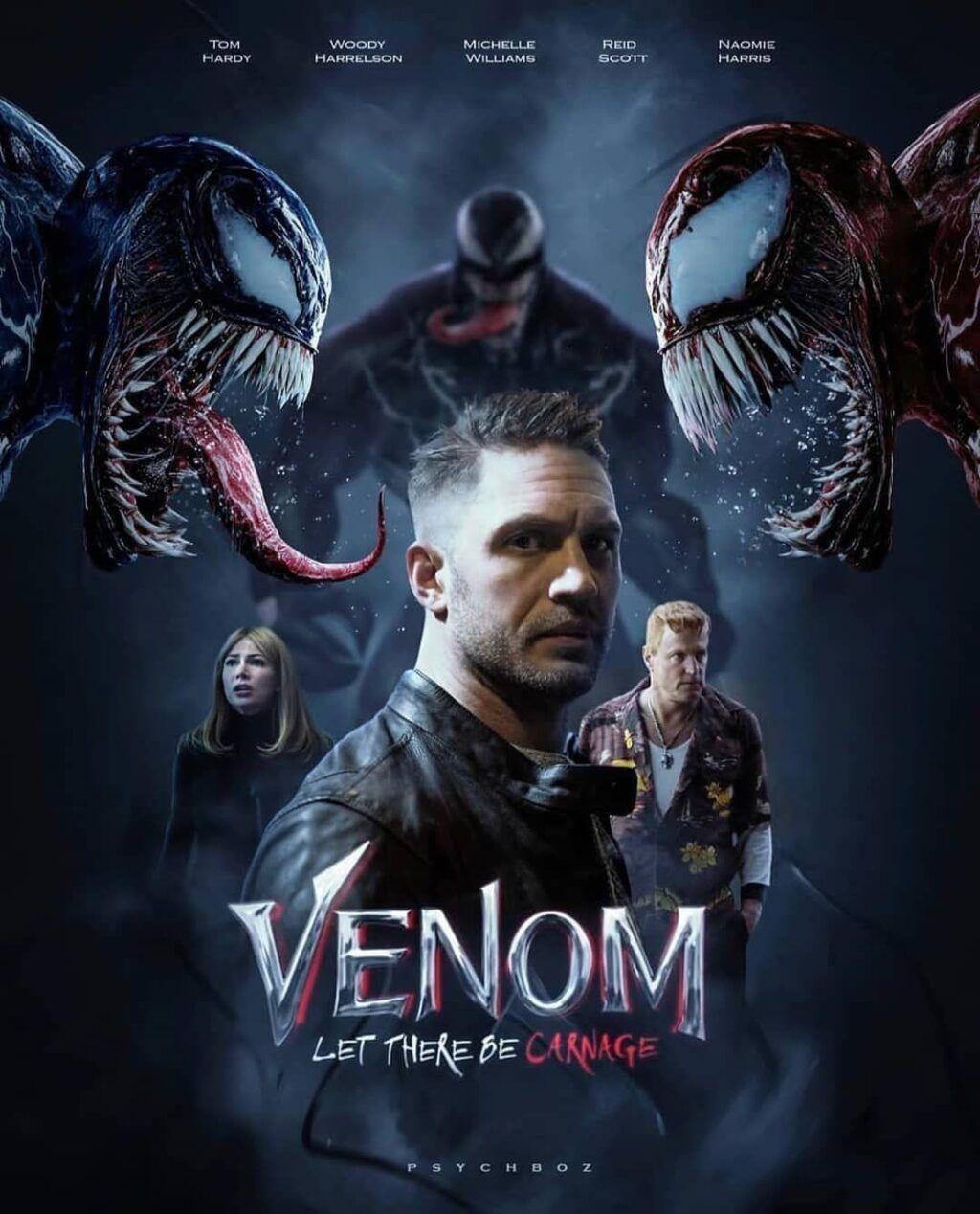 Venom Let There Be Carnage In 2021 Marvel Superhero Posters Venom Movie Marvel Heroes