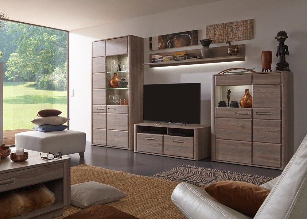 Wohnwand Wohnzimmerschrank ~ Moderne wohnwand von hÜlsta by now für exklusives flair