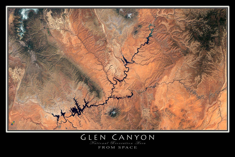 Glen Canyon National Recreation Area Arizona