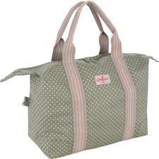 hospital bag & then visiting nanny's weekend bag!!