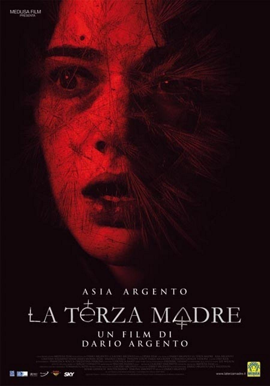 Poster Plakat Aufkleber Sticker 1982 Dario Argento Tenebre Film-fanartikel