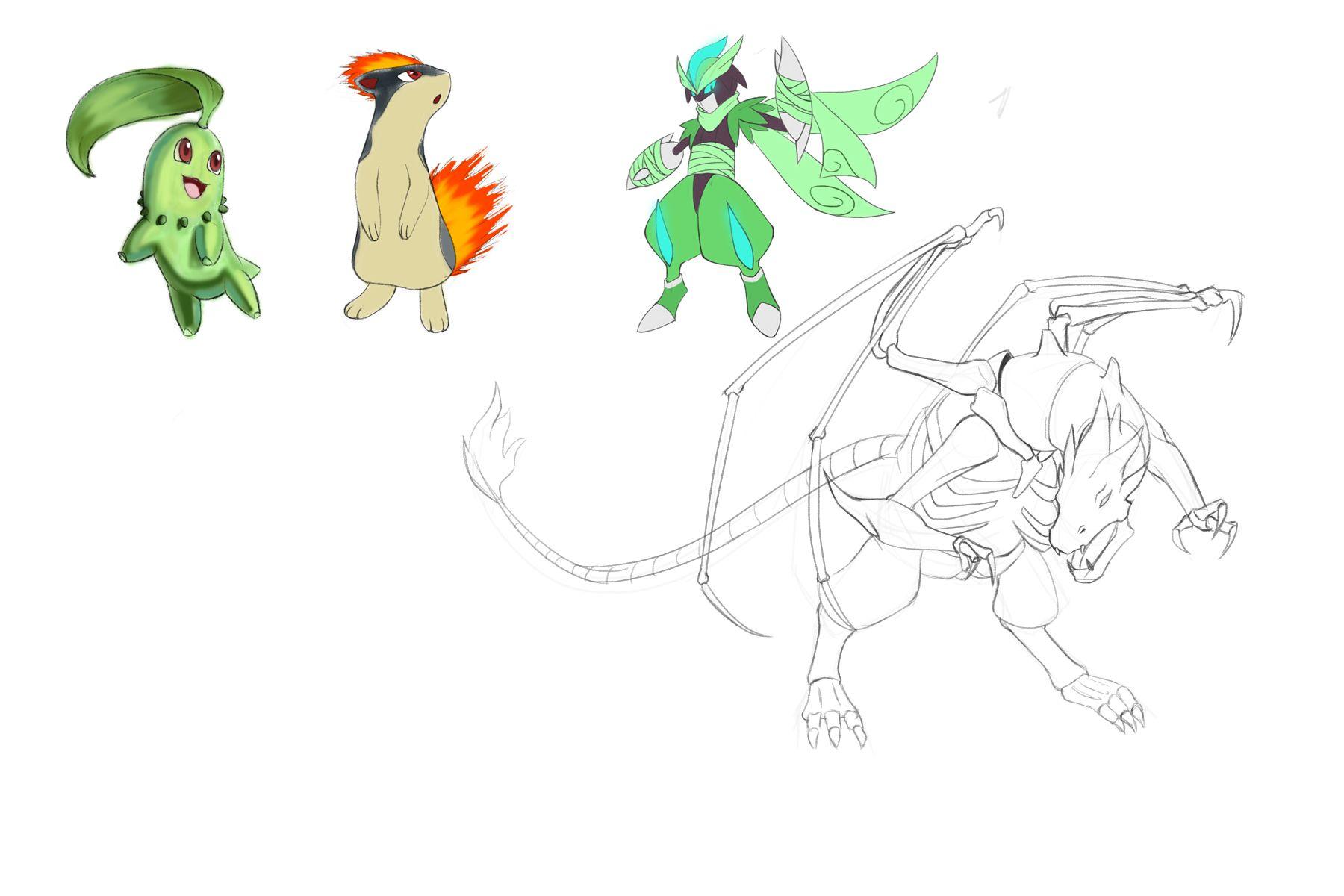 Mega Jirachi Pokemon Insurgence