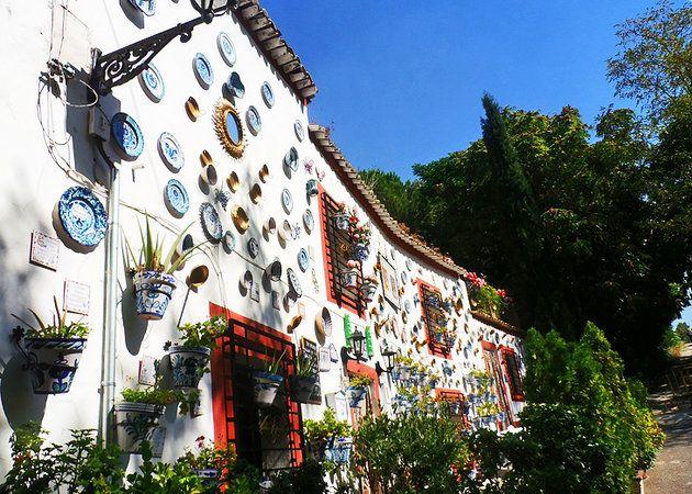 The Gypsy Quarter of Sacromonte | Spain | Granada, Andalucia spain