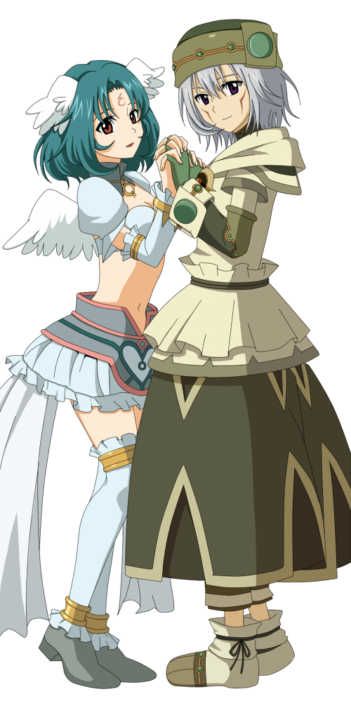 Tsukasa and Subaru from  hack//LINK | OTP | Anime, Dot hack, Hacks