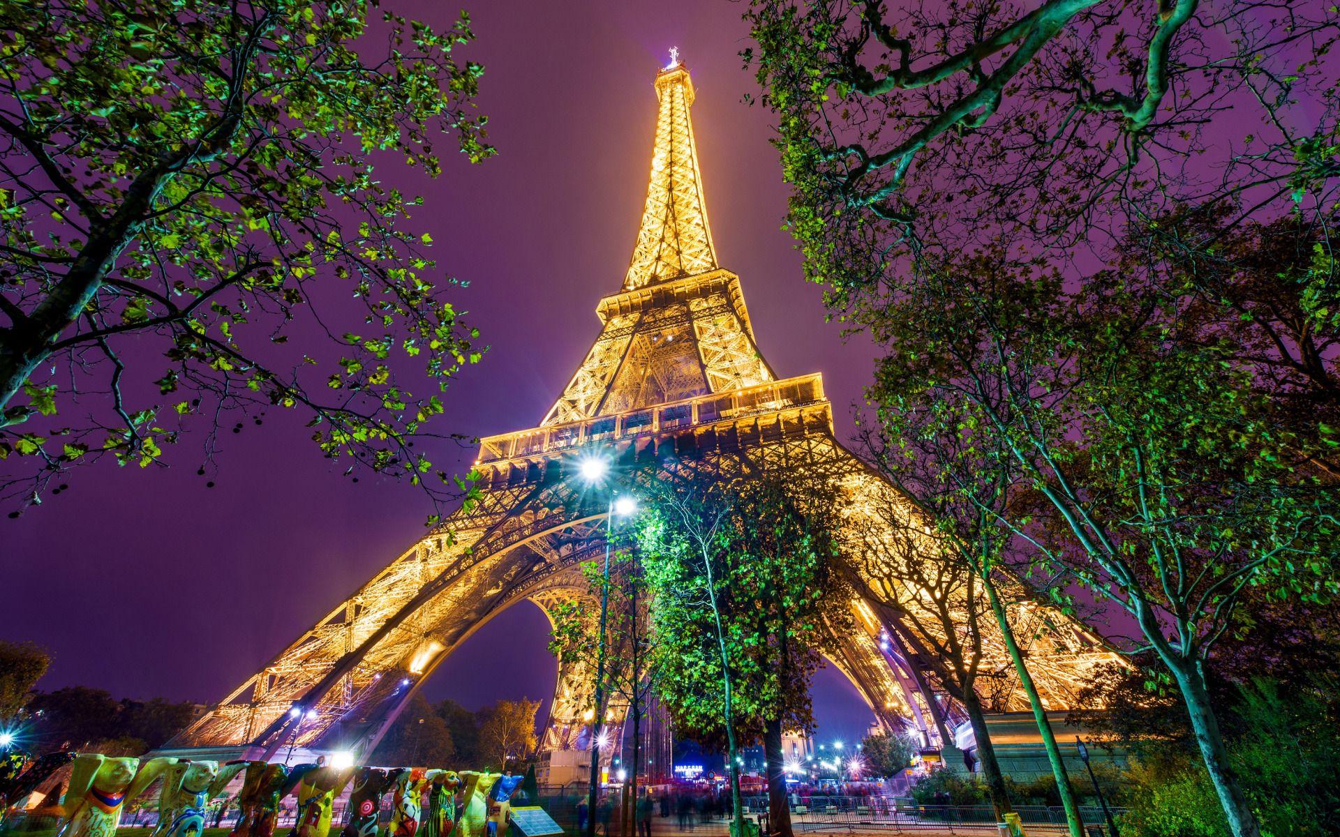 Luces De La Ciudad Pars Francia Google