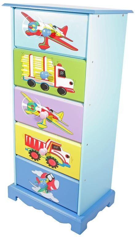 transport drawer 5 drawer - bedroom furniture