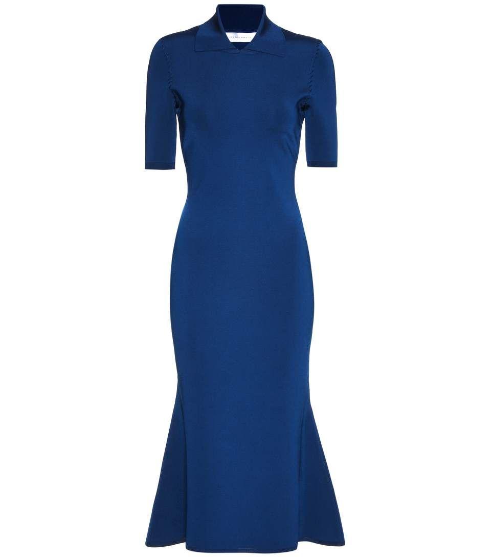 Victoria Beckham Stretch Dress Victoria Beckham Dress Stretch Dress Stretchy Dress [ 1088 x 962 Pixel ]