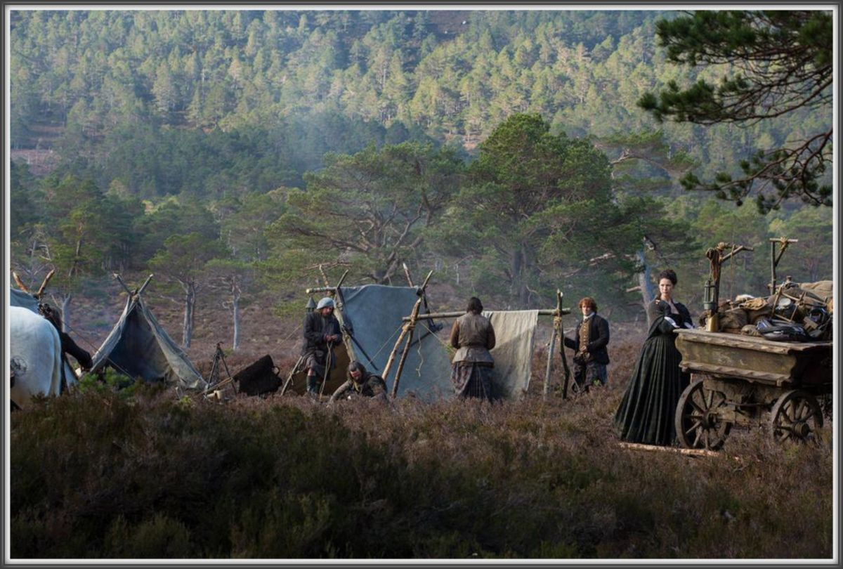 Top 30 Looks from Outlander Episode 106 THE GARRISON