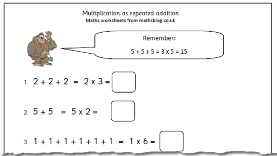 math worksheet : 1000 images about multiplication and division on pinterest  : Multiplication Repeated Addition Worksheet
