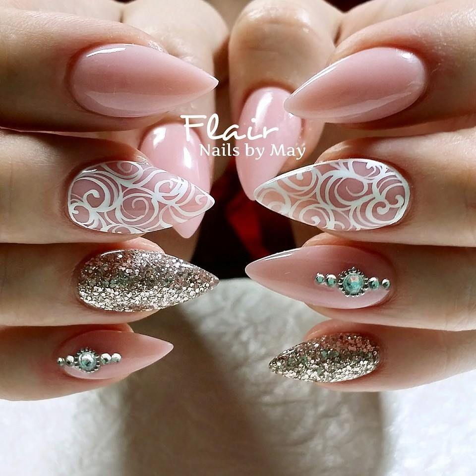 Pin by Natalie Fahnholz on Nail art | Pinterest | Nail nail, Makeup ...