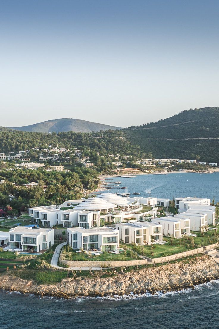 Nikki Beach Resort Spa Bodrum Turkey Resorts