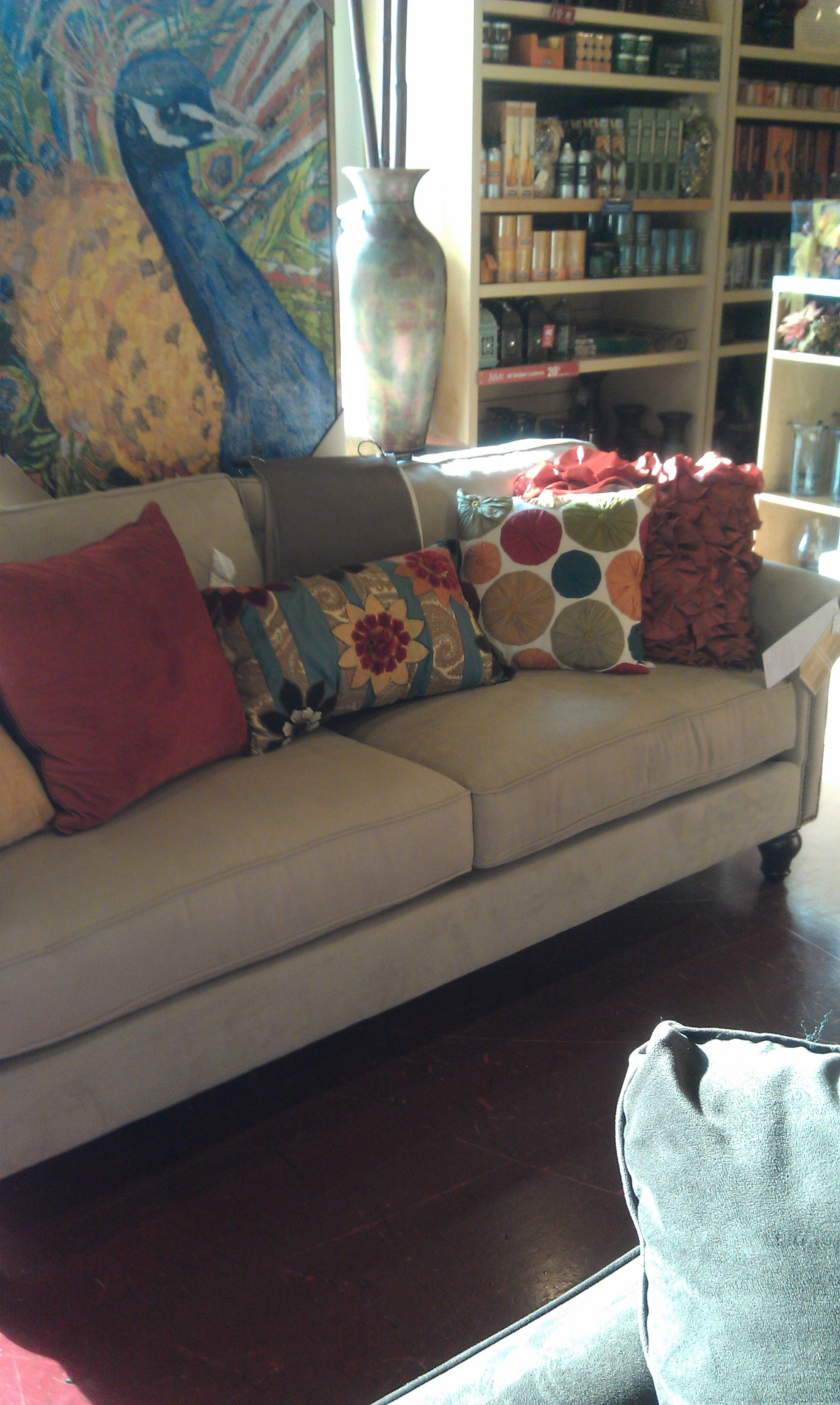 Pier 1 Sofa... Soon To Be In My Living Room!