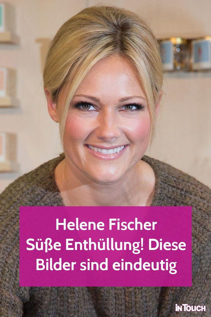 Helene Fischer: Süße Enthüllung! Diese Bilder sind
