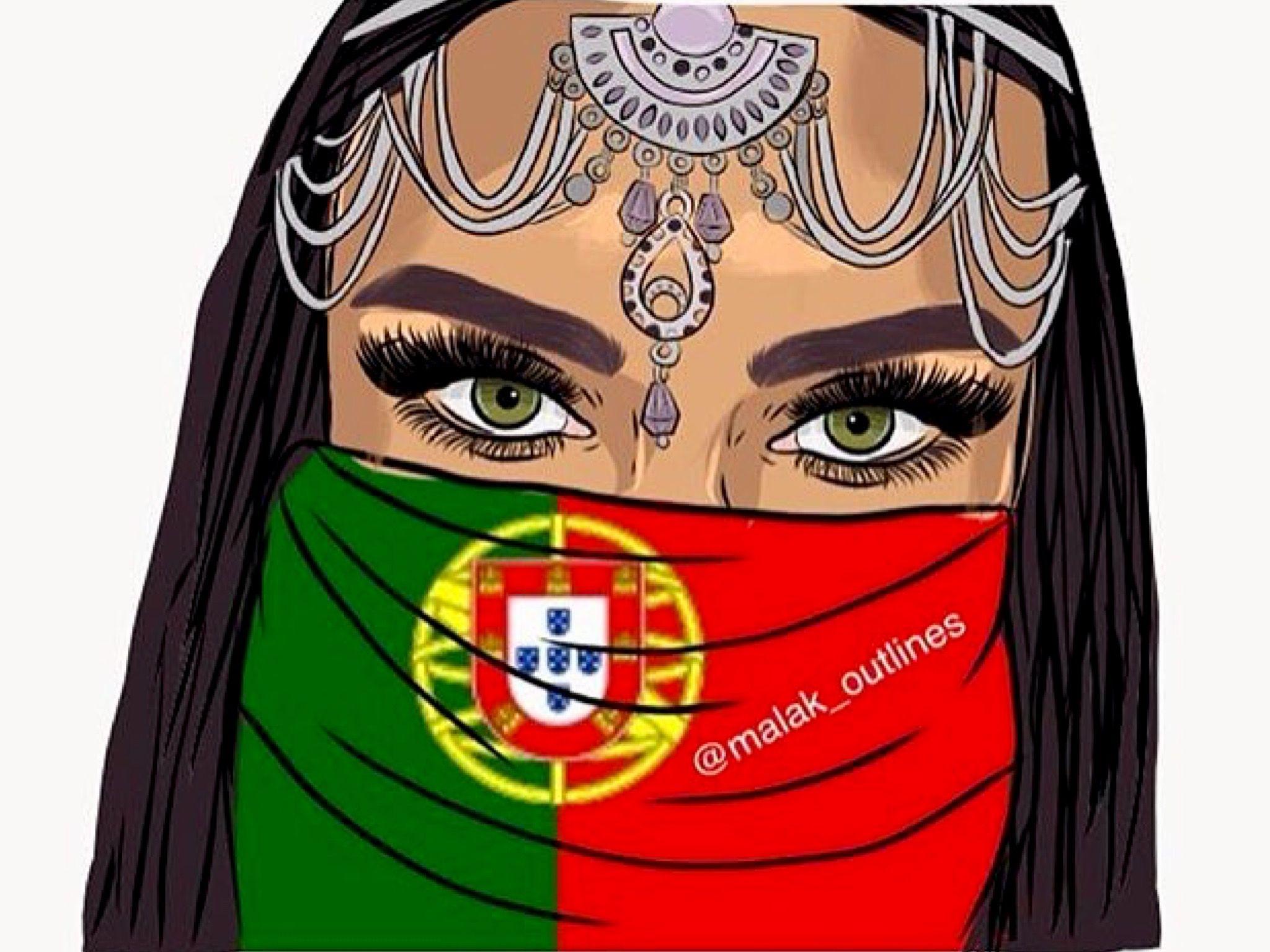 Lopes margueritte portugal no cora o en 2018 pinterest tunisie dessin et maroc - Dessin drapeau portugal ...