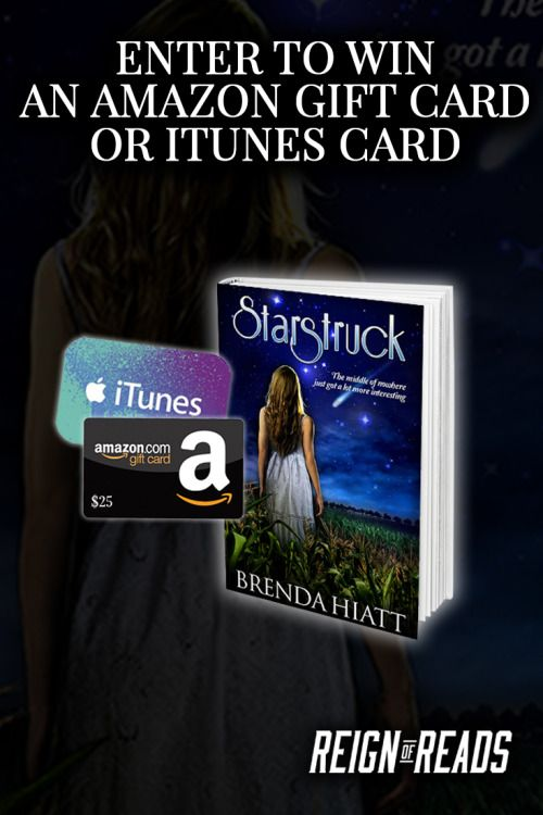 Win a $25 Amazon Gift Card or $15 iBooks / iTunes Gift Card