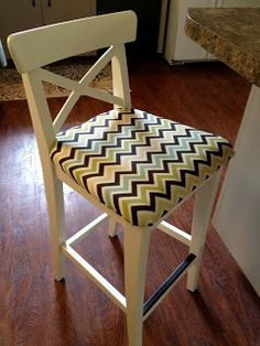 ikea hack for ingolf chairs