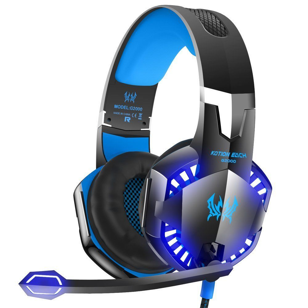 Gaming Headset Fortnite Edition PS4 PC Xbox One Headphones