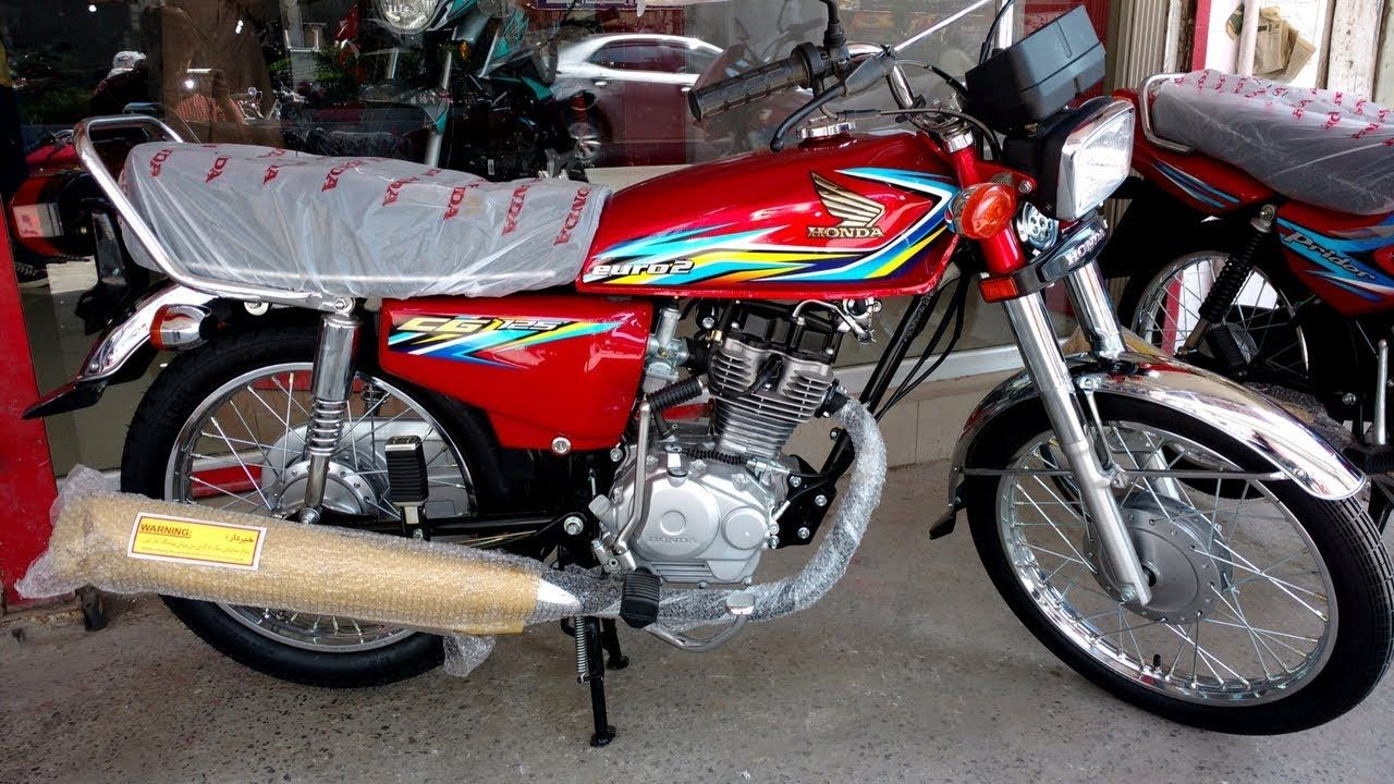 Honda Cg 125 2018 Price In Pakistan Specs Features Review
