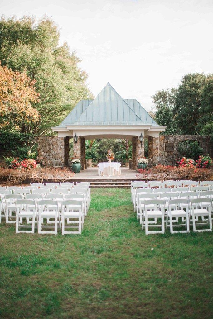 Flagler Garden Wedding At Lewis Ginter Botanical Richmond Va Photo By Andrew Tianna Photography