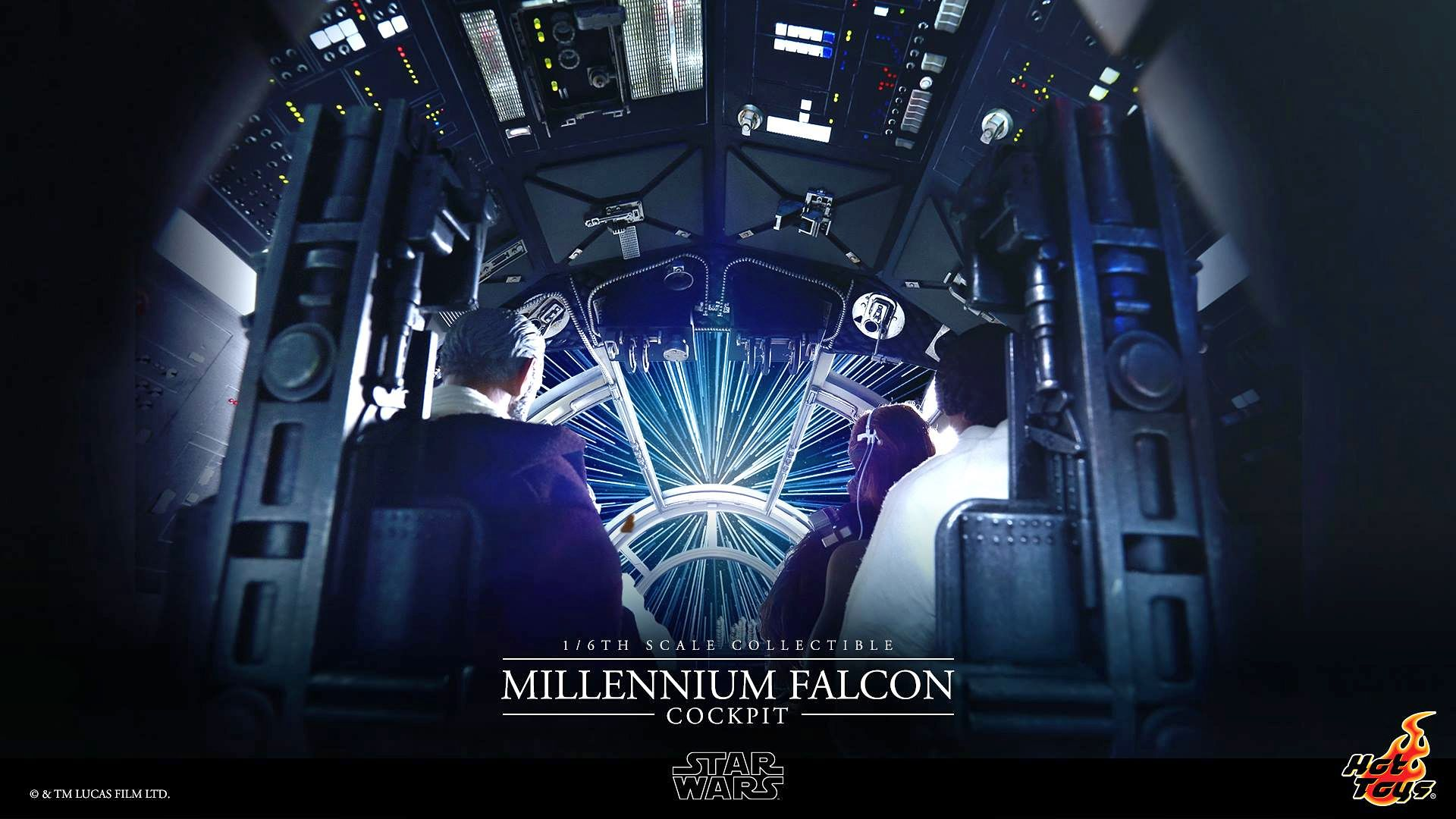 Displaying images for millenium falcon cockpit wallpaper - Star Wars The Force Awakens Millennium Falcon Images Worthy 1600 1119 Millenium Falcon Backgrounds
