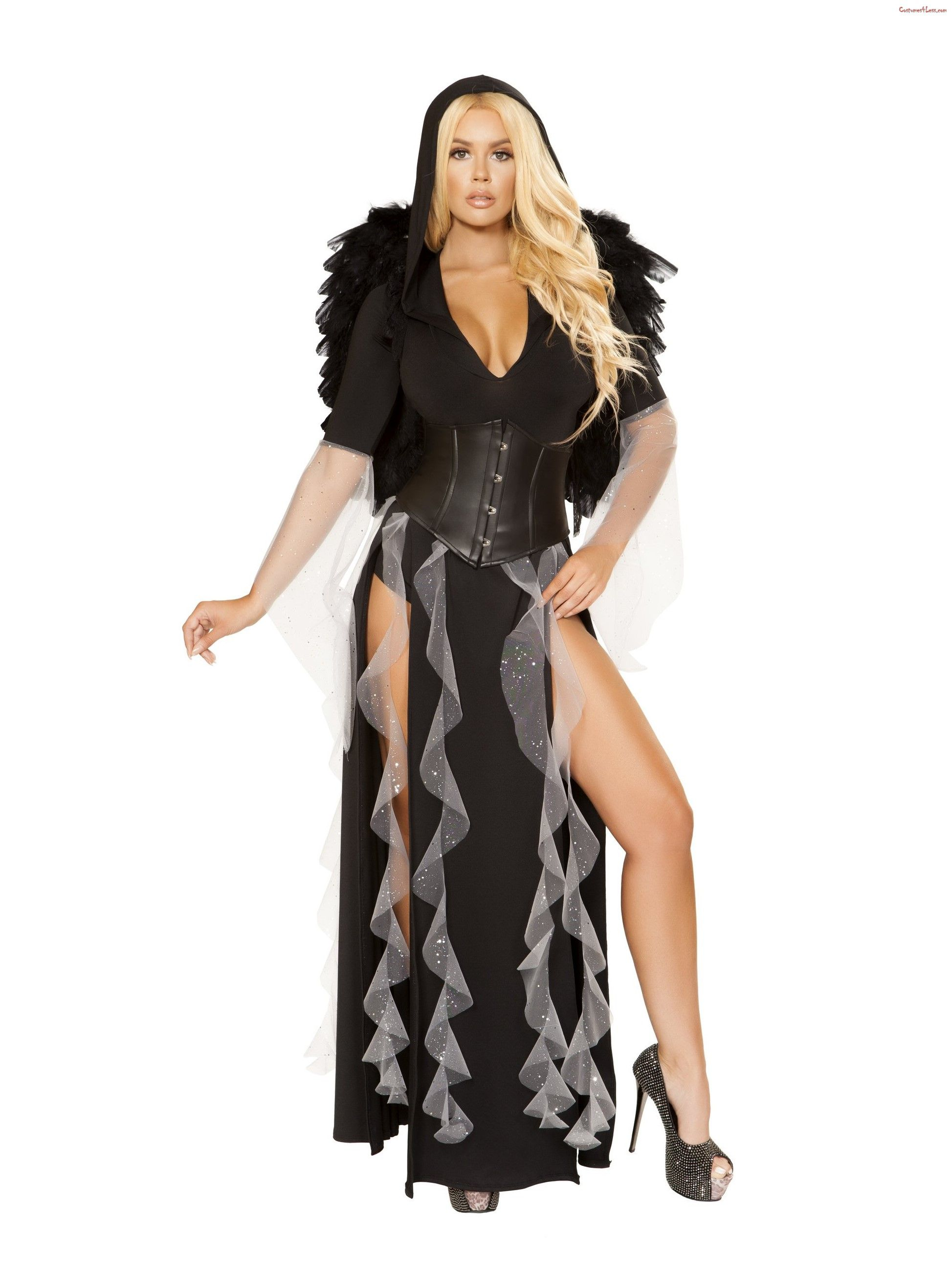 3pc midnight angel costume#midnight, #pc, #costume | high fashion