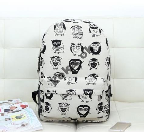 394868f7a00f Рюкзак городской женский, рюкзак молодежный | рюкзачки | Owl ...
