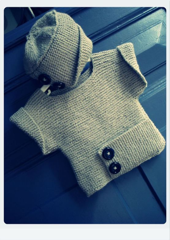 Free Baby And Toddler Sweater Knitting Patterns Pinterest