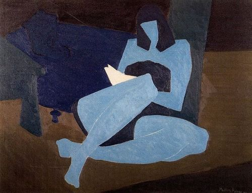 Milton Avery Don't know why I never heard of this guy before.