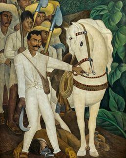 Murales Interactivos | Diego Rivera: Murales para El Museo de Arte Moderno