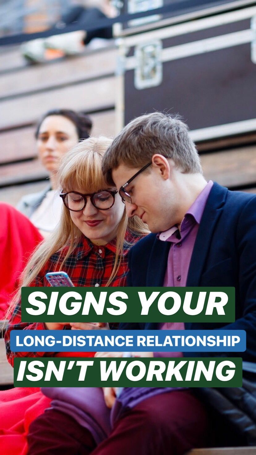 how to know if your girlfriend is cheating long distance