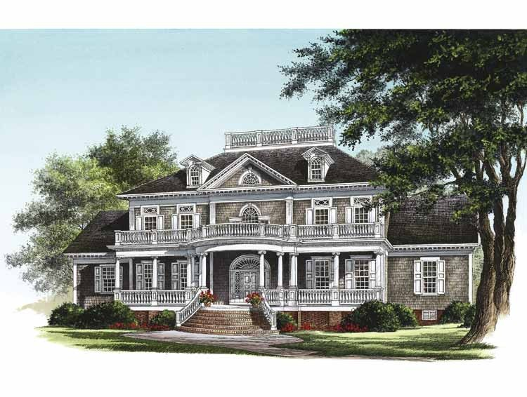 Greek And Roman Influenced House Luxury Plan House Floor Plans House Plans
