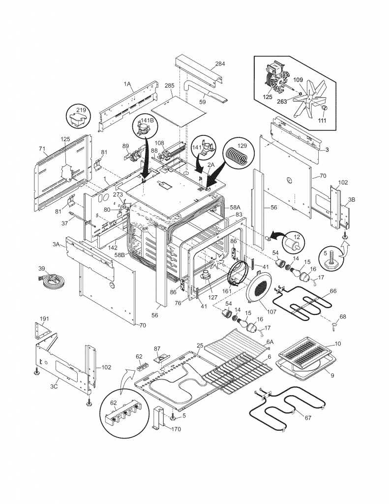 Ge Dishwasher Quiet Power 3 Frigidaire Parts Diagram Guidelines