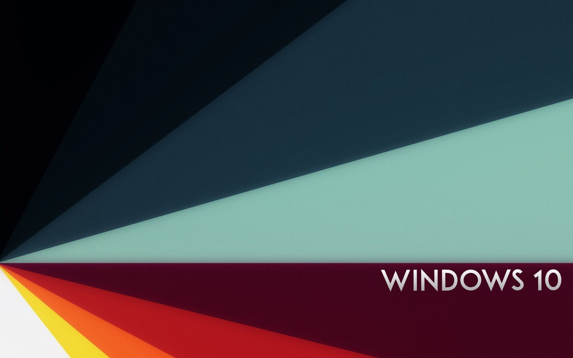 Windows 10 Abstract Background Windows 10 Abstract Background